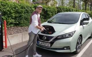 Nissan Leaf, E-Auto, Daniel Przygoda, Fahrbericht