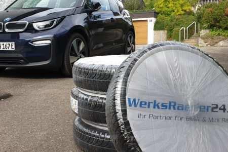 Werksraeder24, BMW i3, Winterräder, Winterreifen, Winterkompletträder