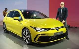 Daniel Przygoda, VW Golf 8, R-Line