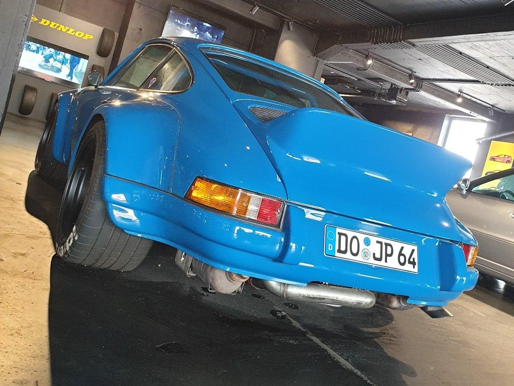 Porsche 911 RWB Rauh Welt Begriff, Widebody, Tuning, 964