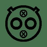 CHAdeMO Stecker Icon