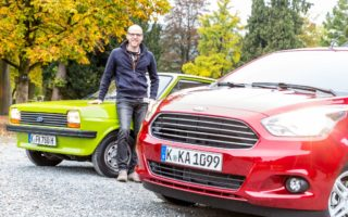 Daniel Przygoda, Ford Fiesta, Ford KA+