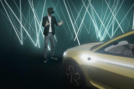 Škoda Vision E: Virtuelle Probefahrt