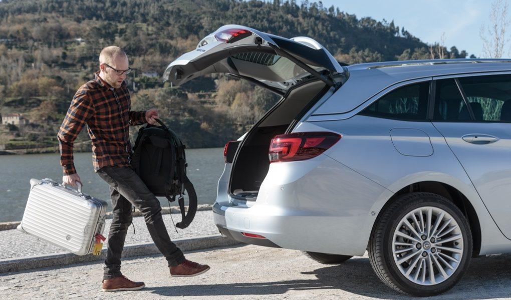 Daniel Przygoda, Opel Astra Sports Tourer
