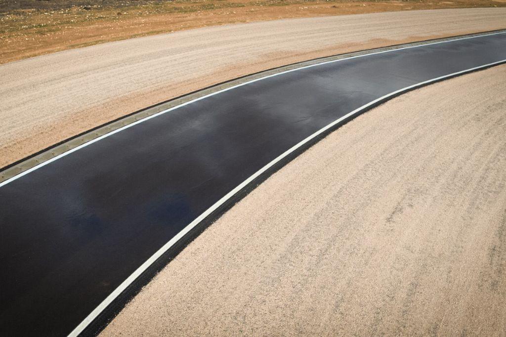 Nokian Tyres Teststrecke in Spanien