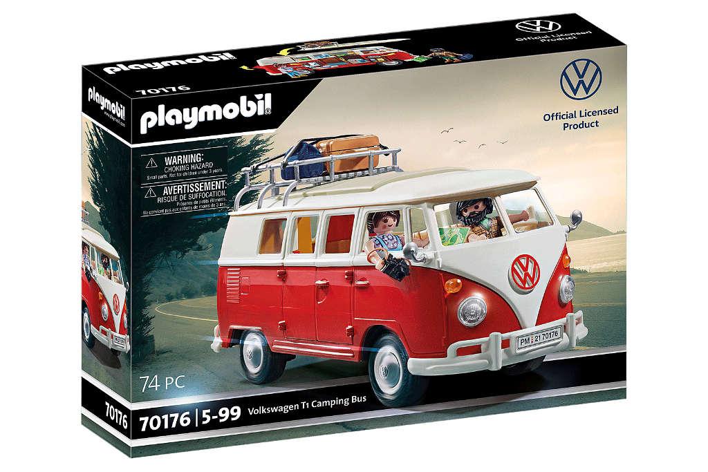 Playmobil Modellnummer: 70176, Volkswagen T1 Camping-Bus