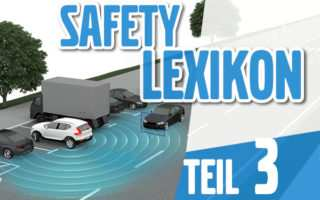 Volvo Safety Lexikon - IntelliSafe-Surround