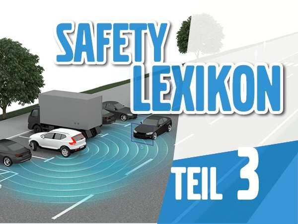 Volvo Safety Lexikon - IntelliSafe-Surround