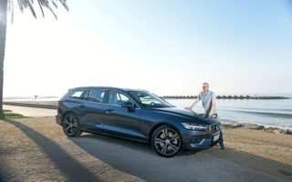 Volvo V60 Daniel Przygoda Autotest