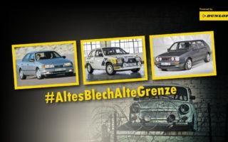 Altes Blech alte Grenze - Roadtrip: Auf den Spuren der deutsche Teilung