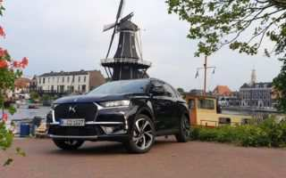 DS 7 Crossback Opera