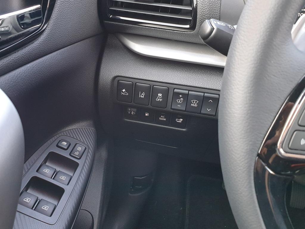Sicherheit: Fahrerassistenzsysteme (Spurhaltesystem, Kollisionswarner)