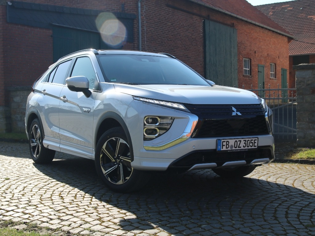 Mitsubishi Eclipse Cross Top (2021) Faceliftmodell Plug-in Hybrid