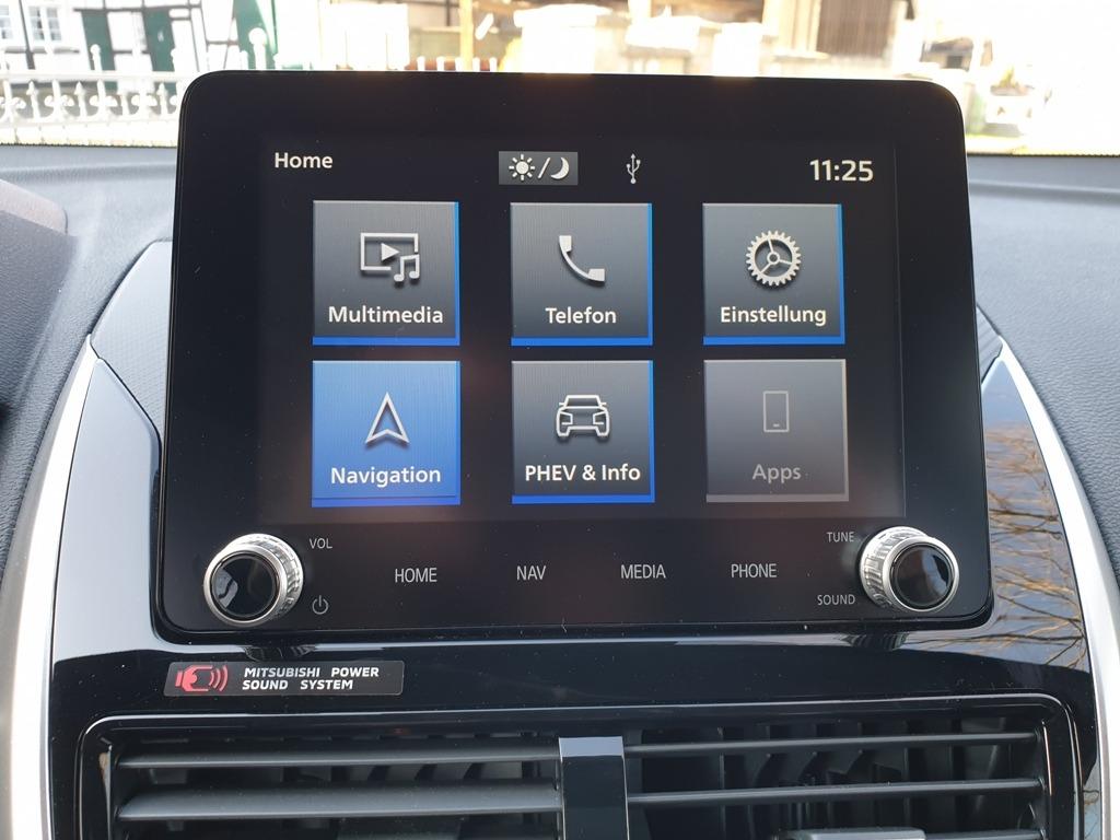 8 Zoll Touchscreen Infotainmentsystem