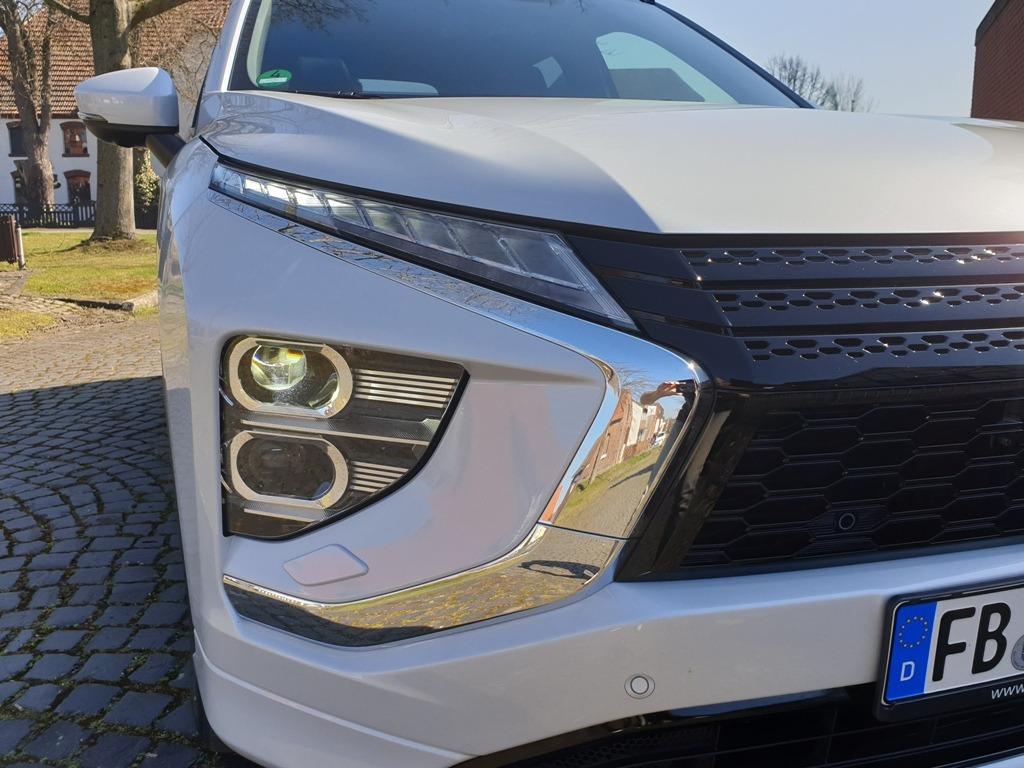 Mitsubishi Eclipse Cross Facelift mit neuem Dynamic Shield und LED-Rückleuchten