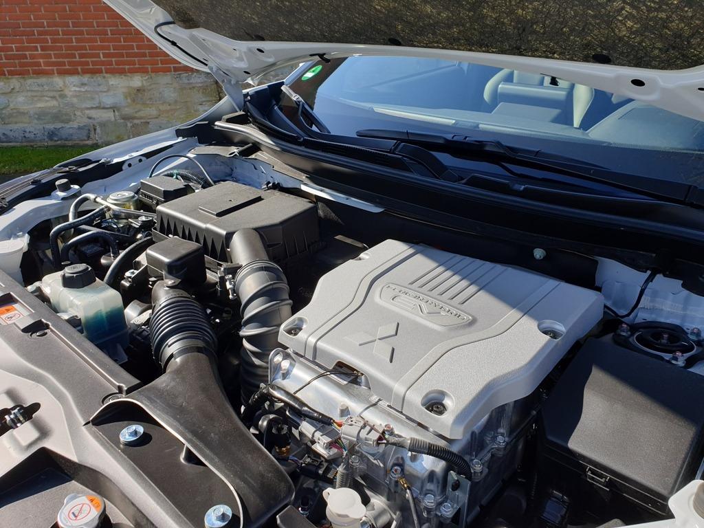 Plug-in Hybrid mit 188 PS - Motor
