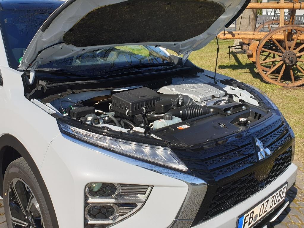 Motor mit Plug-in Hybrid mit 188 PS