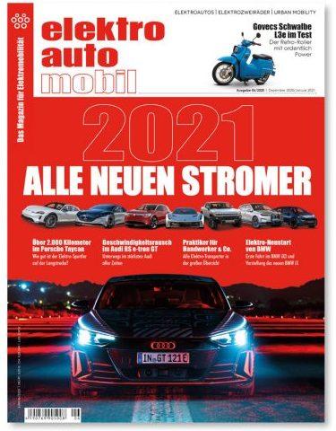 EAM-Ausgabe 06/2020 - Magazin für Elektromobilität
