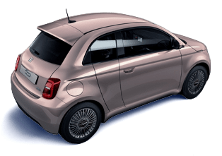 Fiat 500 3+1 (2020), Rose Gold
