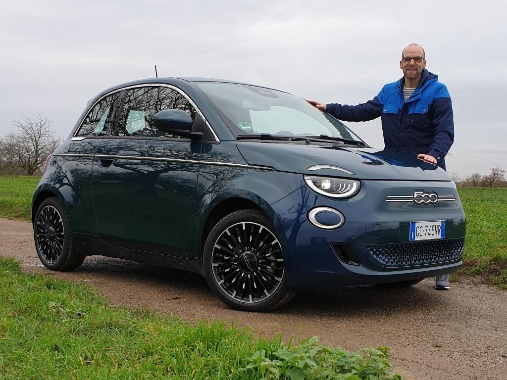 Fiat 500 Icon, Daniel Przygoda