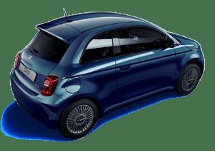 Fiat 500 Limousine (2020), Ozean Grün