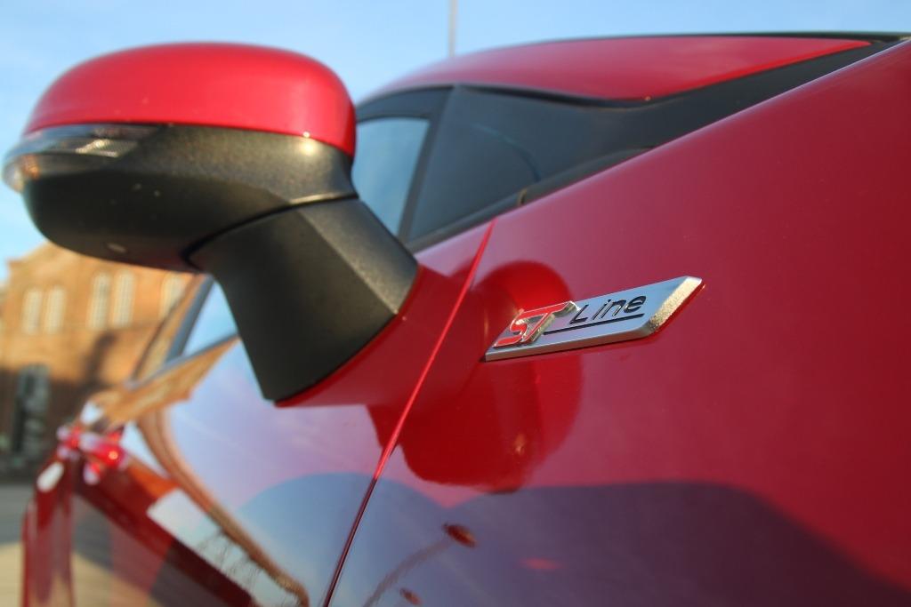 Ford Puma ST-Line Exterieur (Emblem/logo) Kotflügel Detail