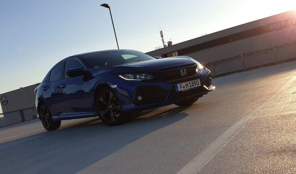 Honda Civic 10, Fahrbericht