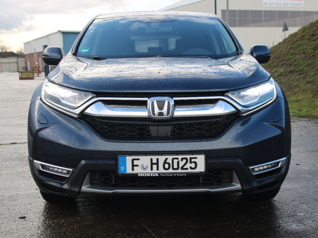 Honda CR-V, 2021 (Facelift), Front mit LED-Scheinwerfer