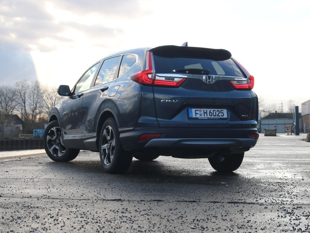 Hybrid SUV (Fahrbericht), Honda CR-V Elegance (2021)