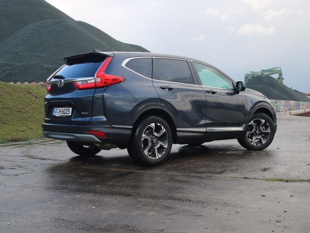 Honda CR-V Hybrid Elegance e:HEV 184 PS (Facelift), 2021