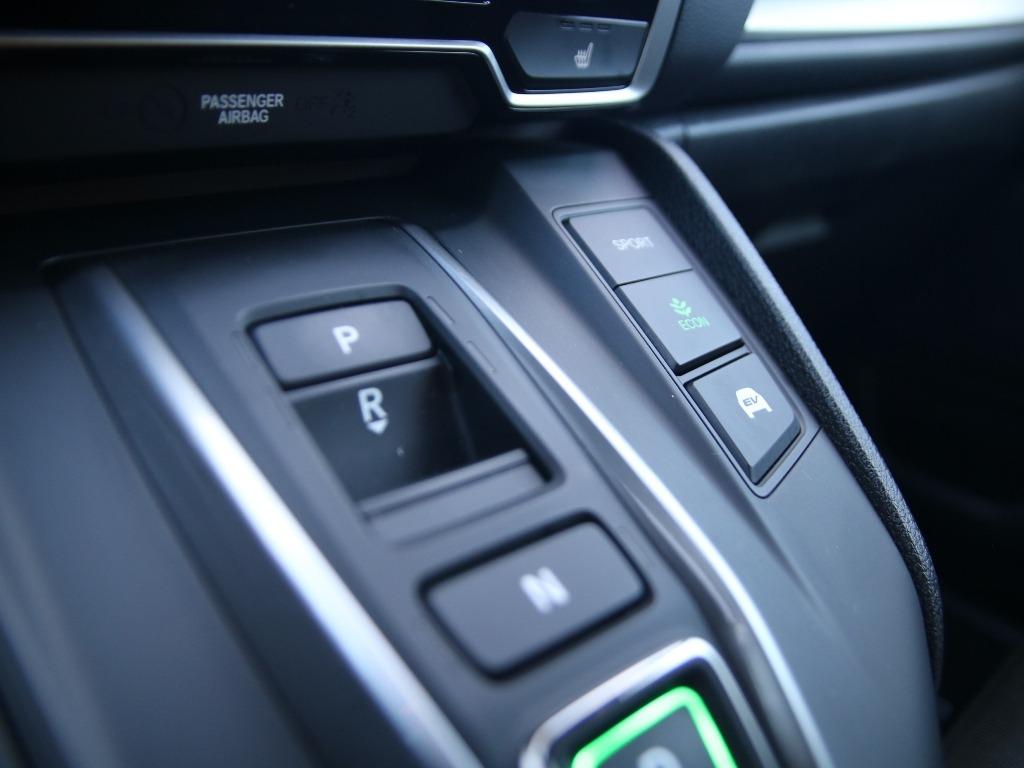 e-CTV Automatikgetriebe, Fahrmodi mit Sport-Taste