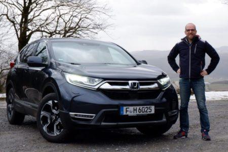 Daniel Przygoda - Kaufberatung Hybrid-SUV von Honda (Fahrbericht)