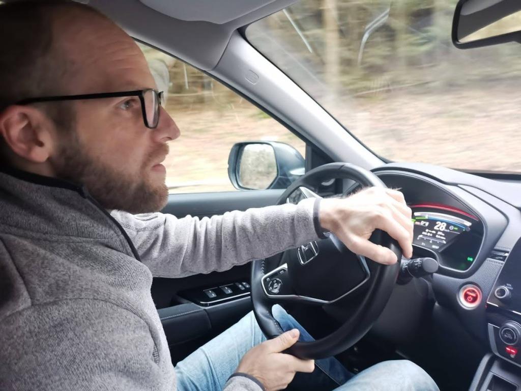 Honda CR-V Hybrid 183 PS Frontantrieb, Daniel Przygoda (2021)