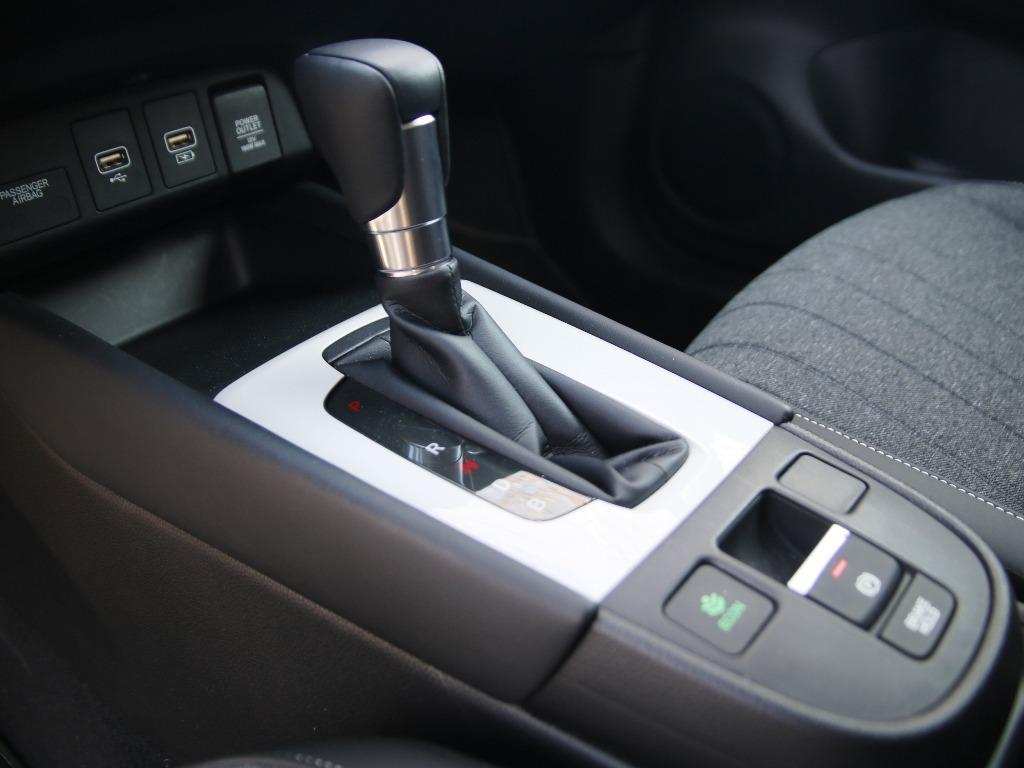 Honda Jazz e-CVT Automatik
