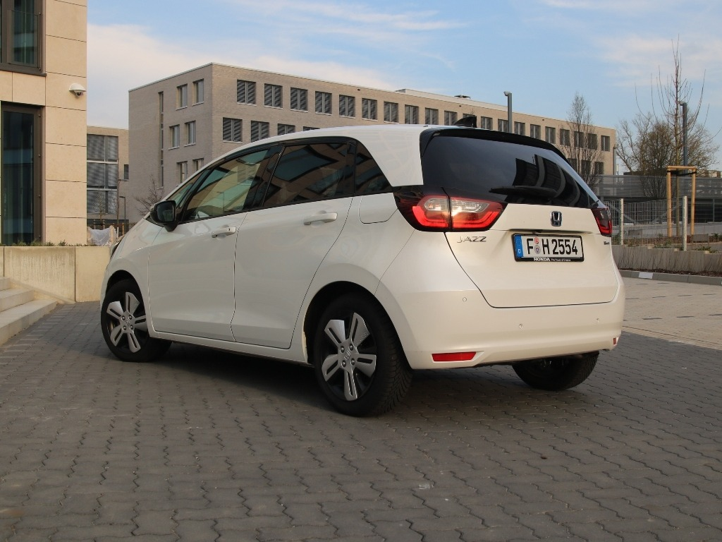Honda Jazz Kaufberatung (4. Modellgeneration) in der Ausstattungsvariante Executive