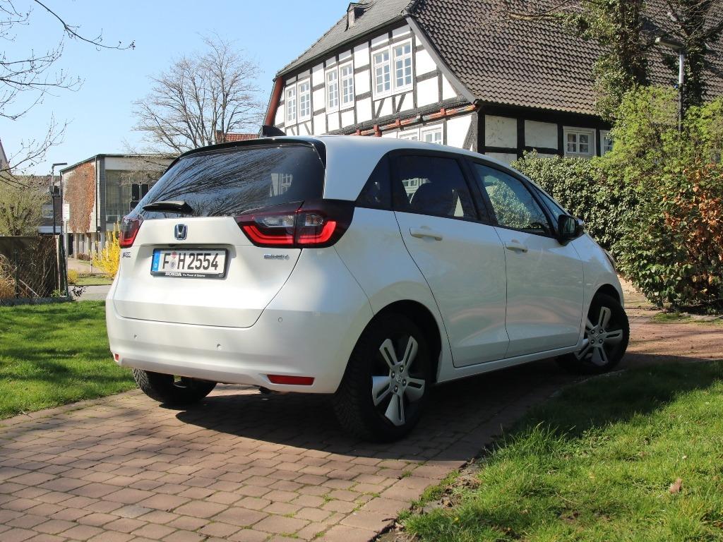 Honda Jazz Hybrid (2021/2022) Kaufberatung