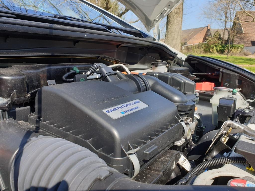 Hybrid-Antrieb (HEV) mit 109 PS