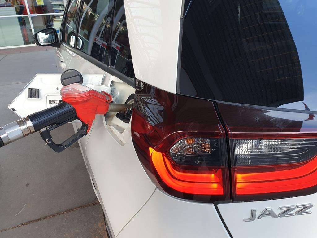 Benzinverbrauch Jazz Hybrid 109 PS