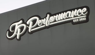 JP Performance, Tuning-Museum in Dortmund, Gebäude 3