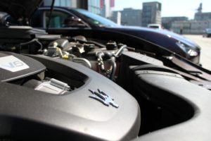 V6 Diesel-Motor