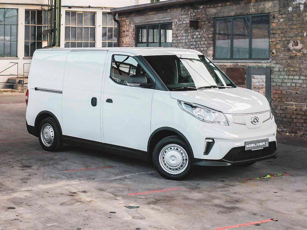 Maxus eDeliver 3 Cargo Van/Transporter