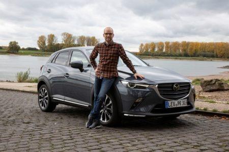 Mazda CX-3 Modelljahr 2021, Daniel Przygoda