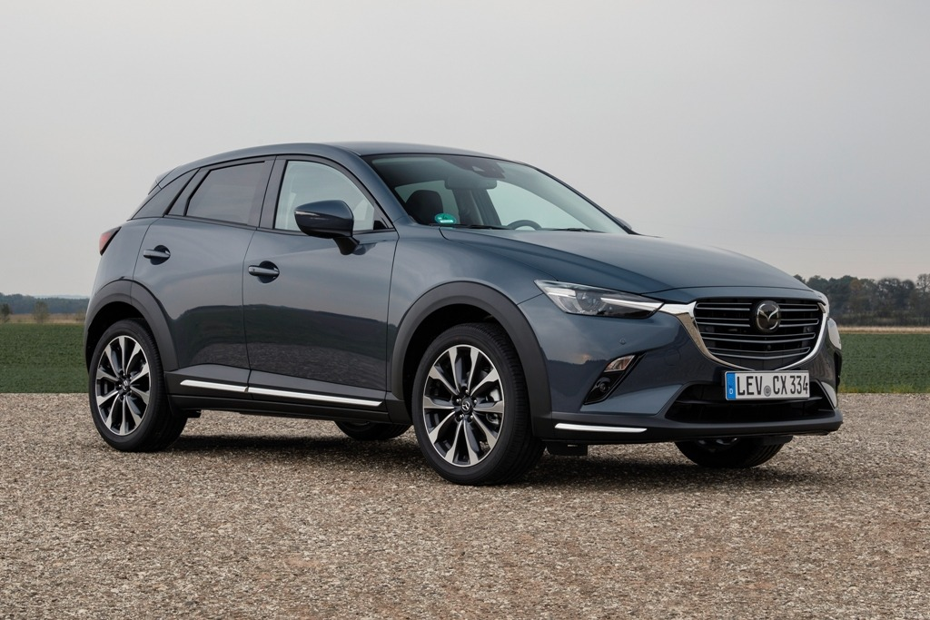 CX-3 Selection, Kaufen, 121 PS