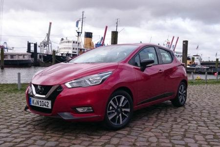 Nissan Micra, Fahrbericht, K14