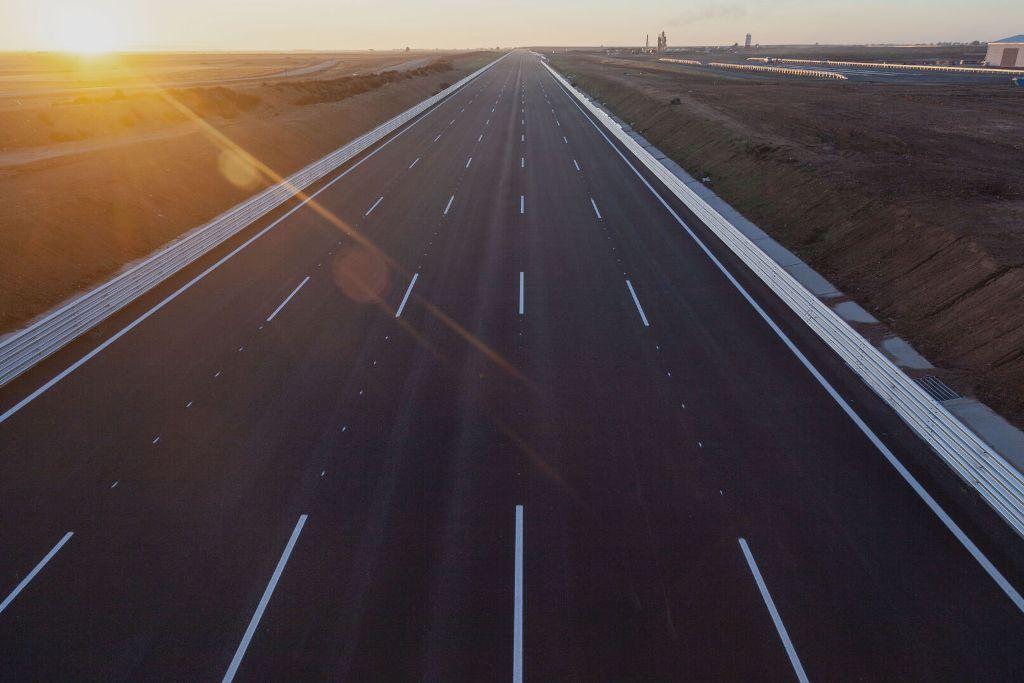Teststrecke in Spanien: Hochgeschwindigkeitstests