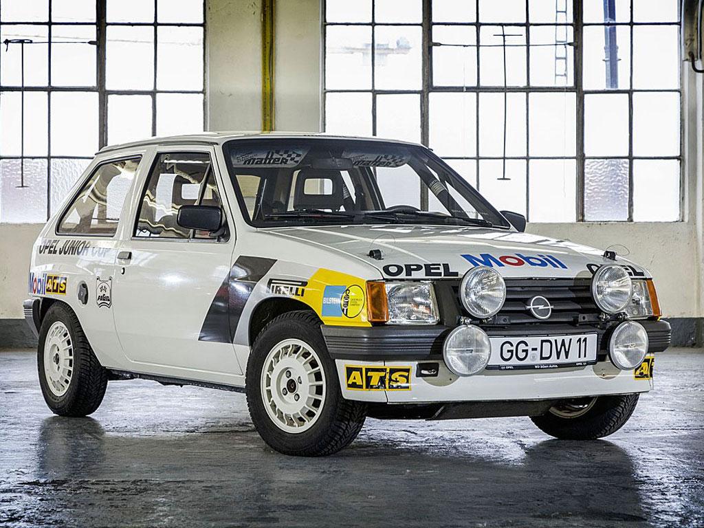 Opel Corsa A Cup, Opel Classic, #AltesBlechAlteGrenze