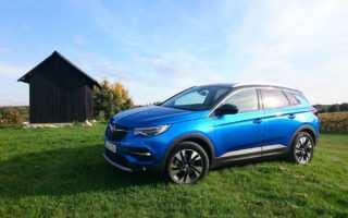 Opel Grandland X, Test