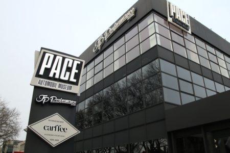 PACE Automobil-Museum von JP Performance in Dortmund