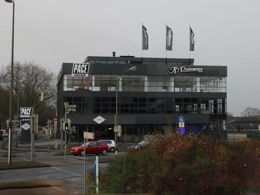 Automobilmuseum PACE von JP Performance, Westfalendamm Dortmund