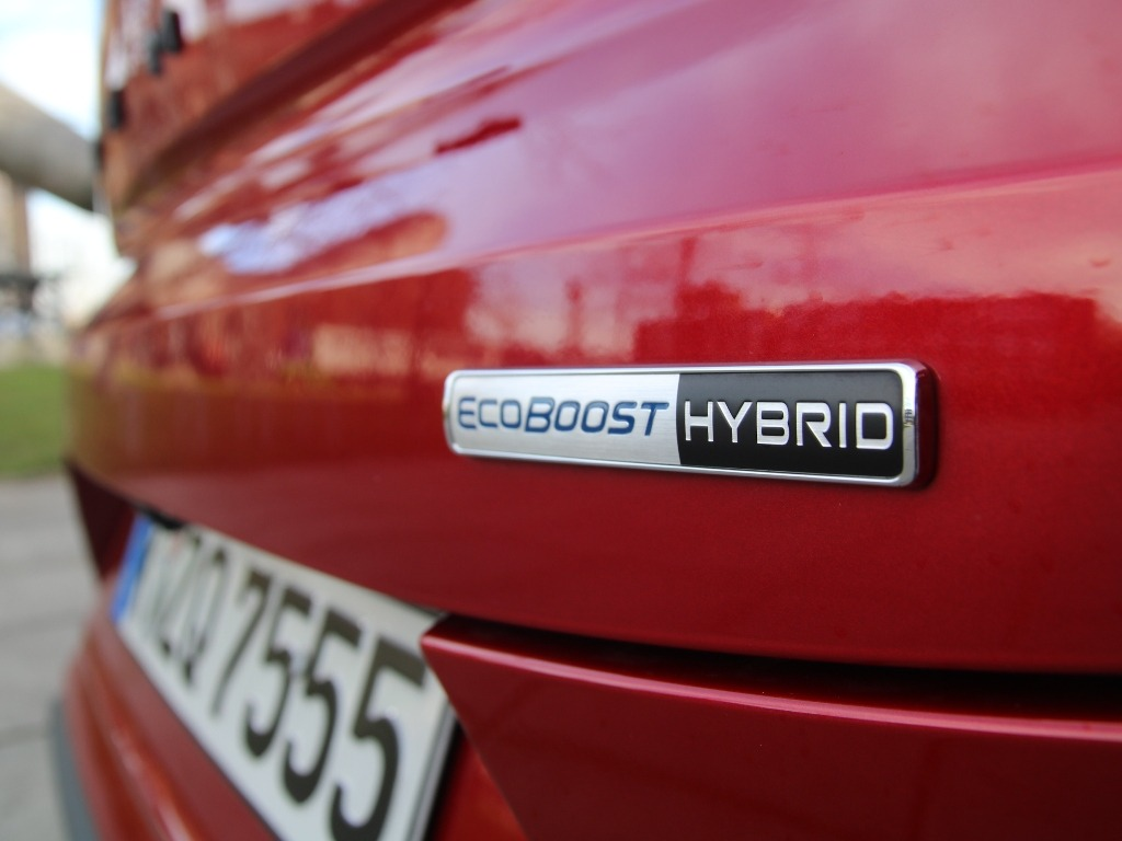 EcoBoost Emblem